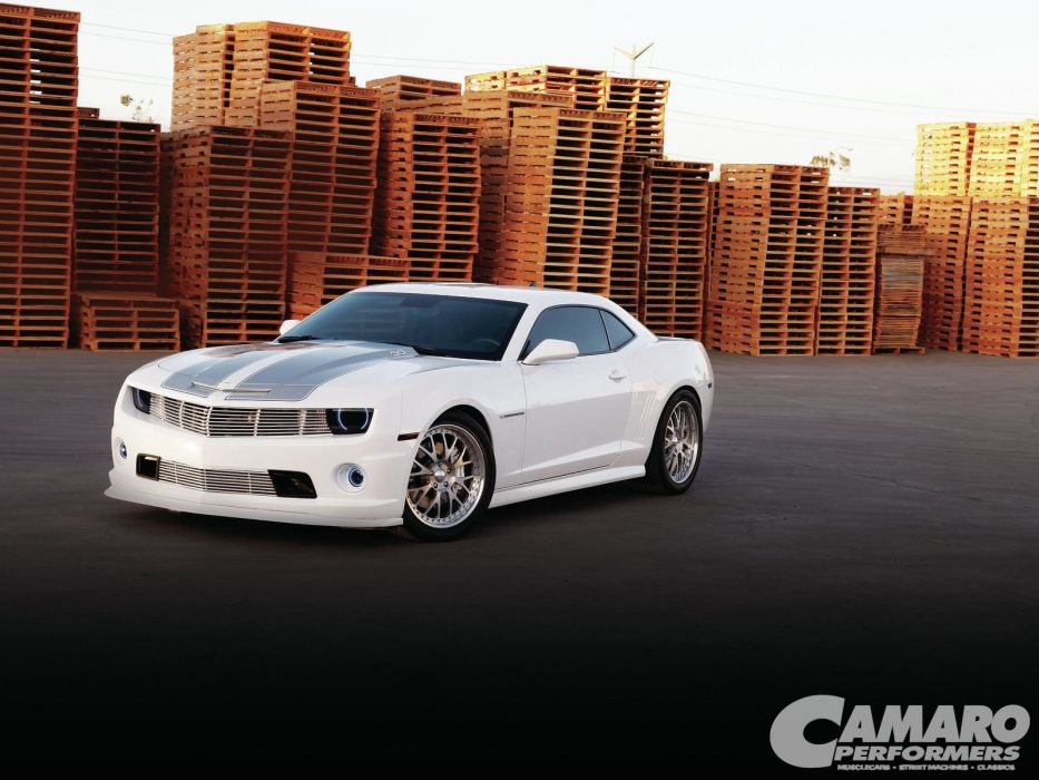 2010 Camaro Chevrolet (ss) cars modified  wallpaper