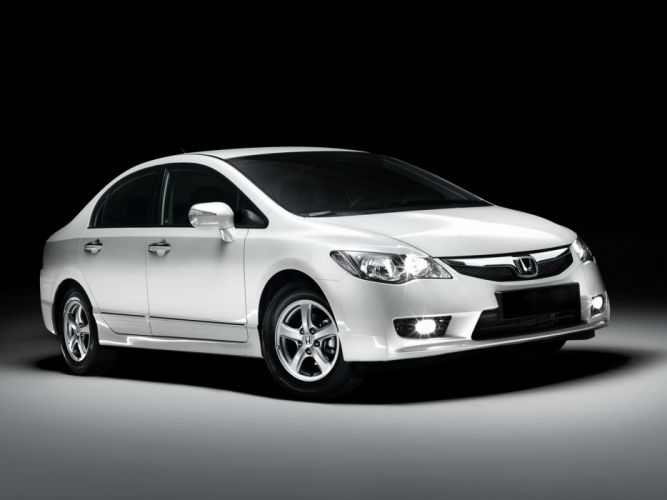 Honda Civic Hybrid 2008 wallpaper