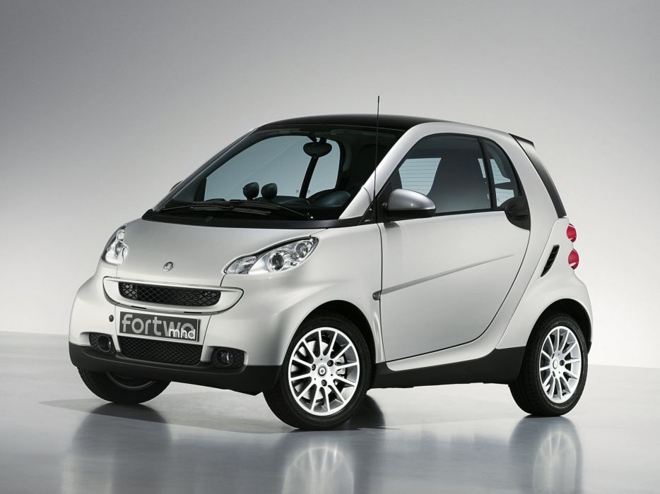 Smart ForTwo Micro Hybrid Drive 2008 wallpaper