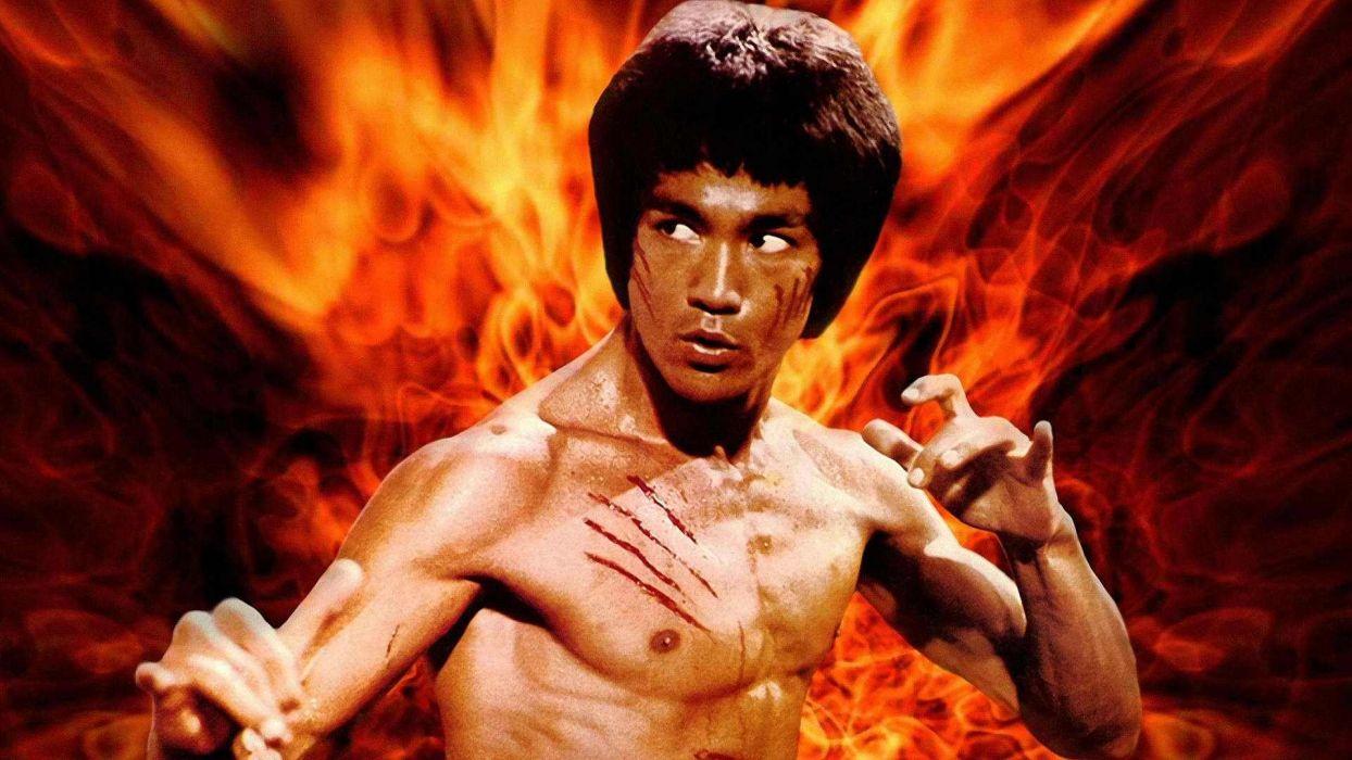 bruce lee actor chino americano karate wallpaper