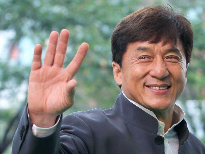 Jackie Chan actor chino americano wallpaper