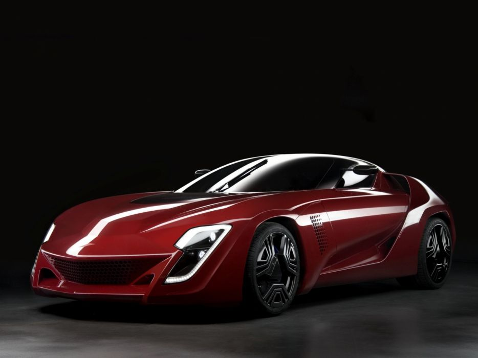 Bertone Mantide 2009 wallpaper