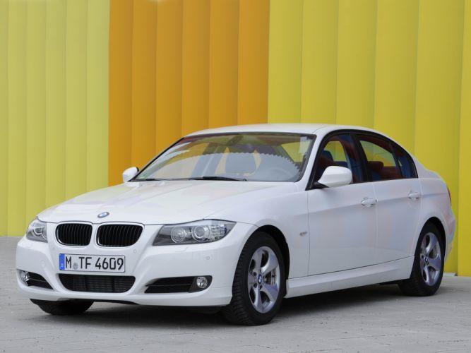 BMW 320d EfficientDynamics Edition 2009 wallpaper