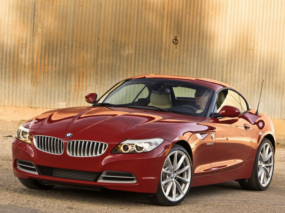 BMW Z4 sDrive35i Roadster 2009 wallpaper