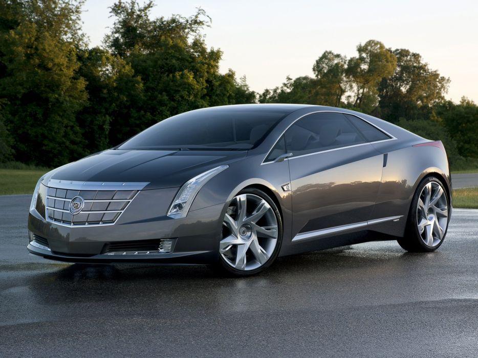 Cadillac Converj Concept 2009 wallpaper