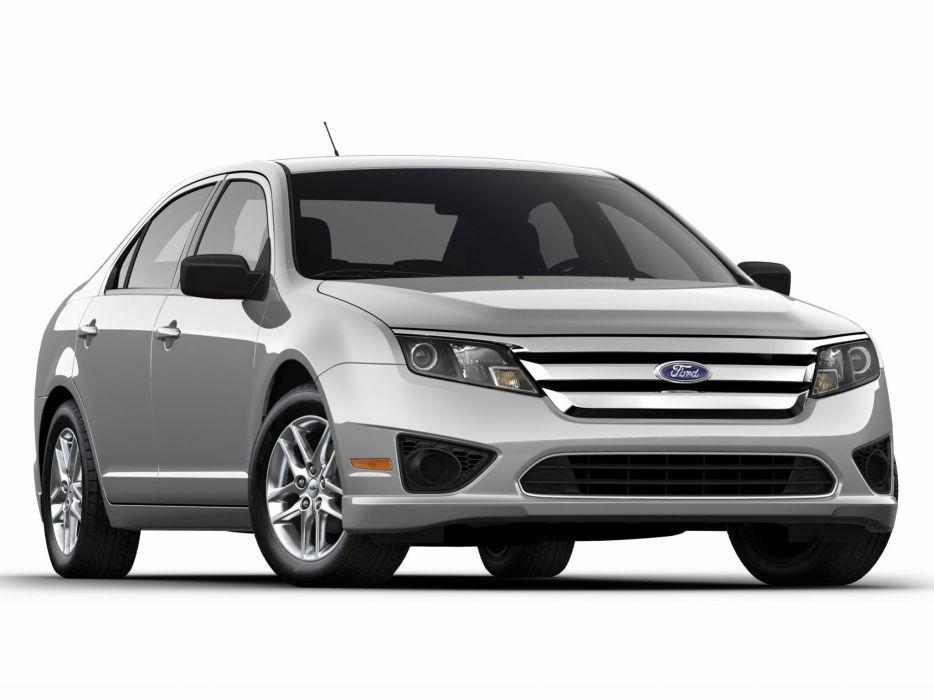 Ford Fusion Hybrid 2010 wallpaper