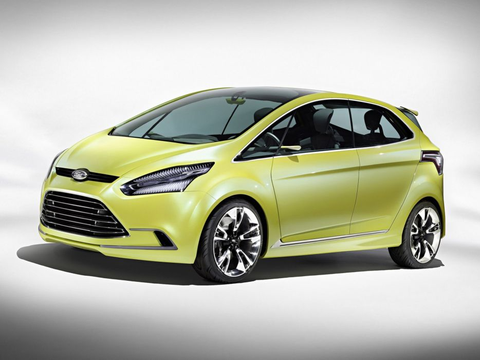 Ford Iosis Max Concept 2009 wallpaper