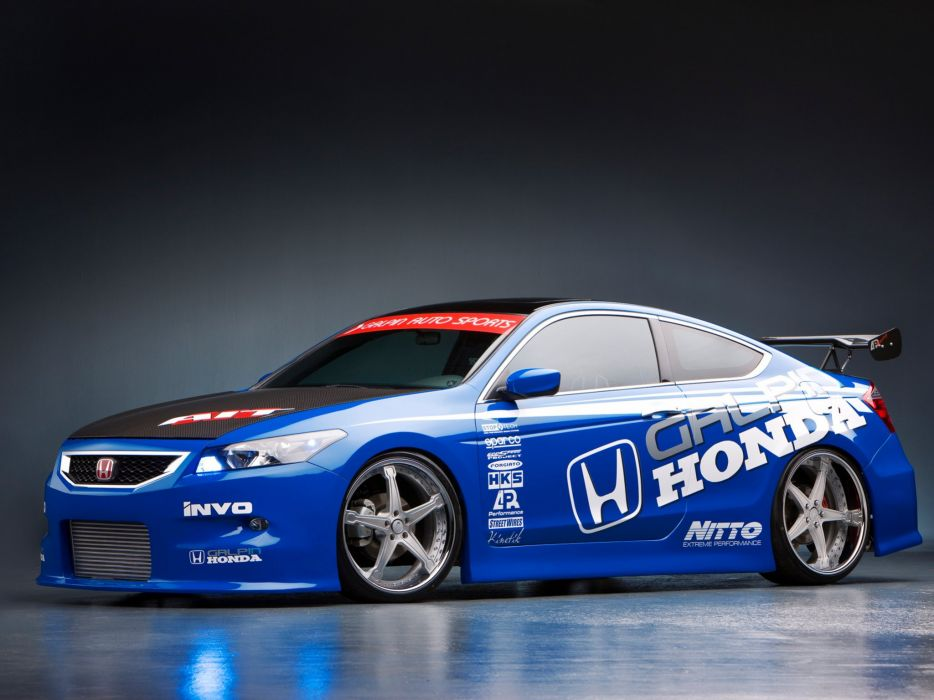 Galpin Honda Accord Coupe Concept 2008 wallpaper