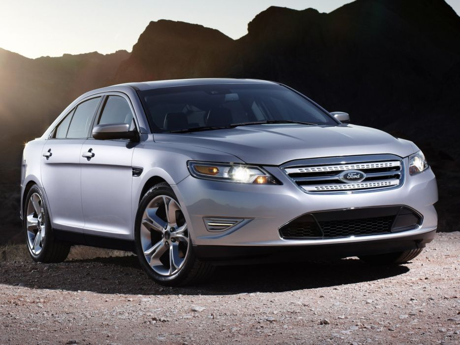 Ford Taurus SHO 2009 wallpaper