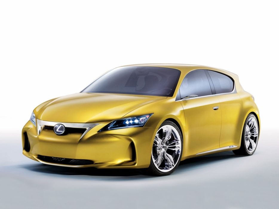 Lexus LF-Ch Compact Concept 2009 wallpaper