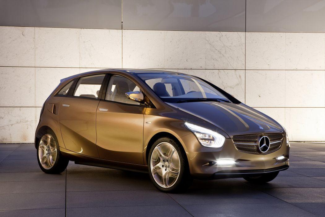 Mercedes-Benz BlueZero E-Cell Plus Concept 2009 wallpaper