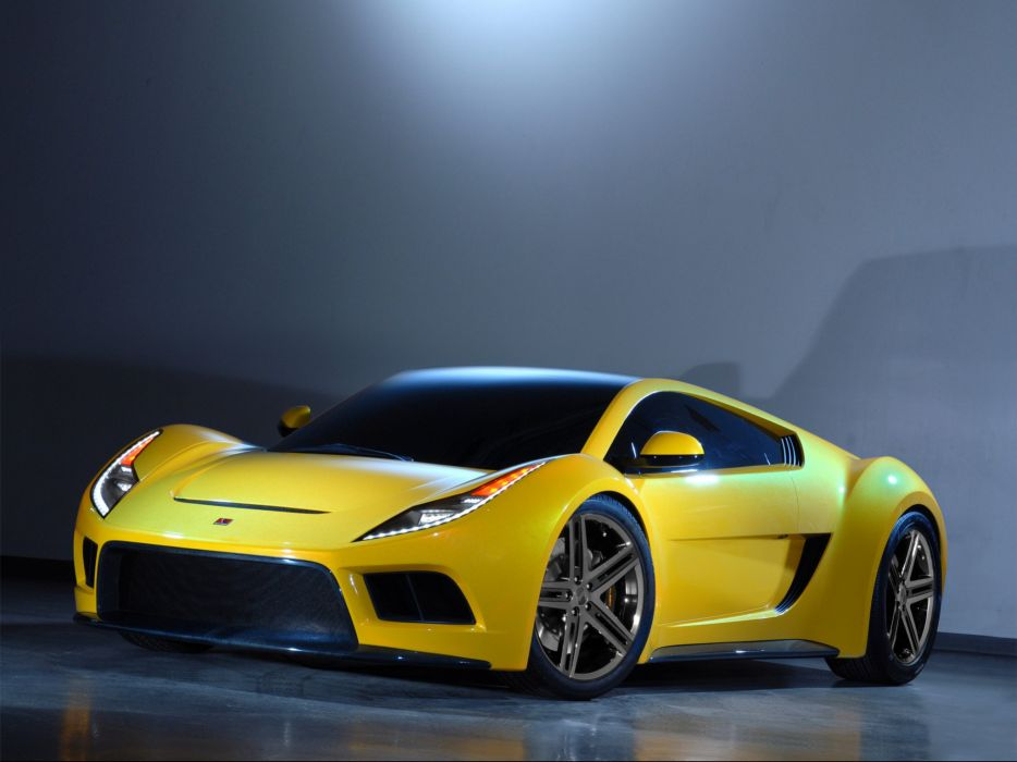 Saleen S5S Raptor 2008 wallpaper