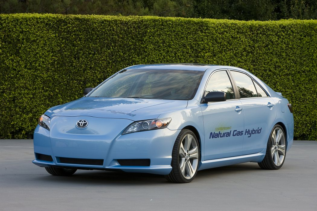 Toyota Camry CNG Hybrid Concept 2008 wallpaper