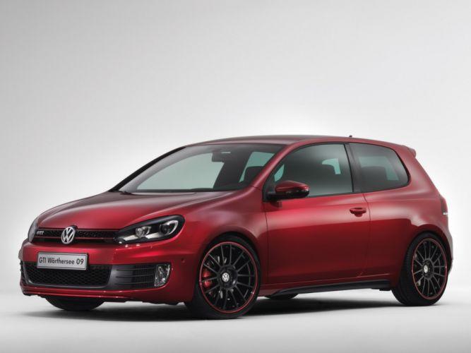 Volkswagen Golf GTI Wy wallpaper