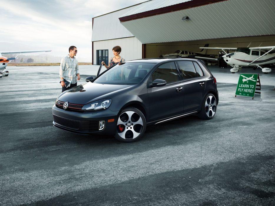 Volkswagen GTI 2009 wallpaper
