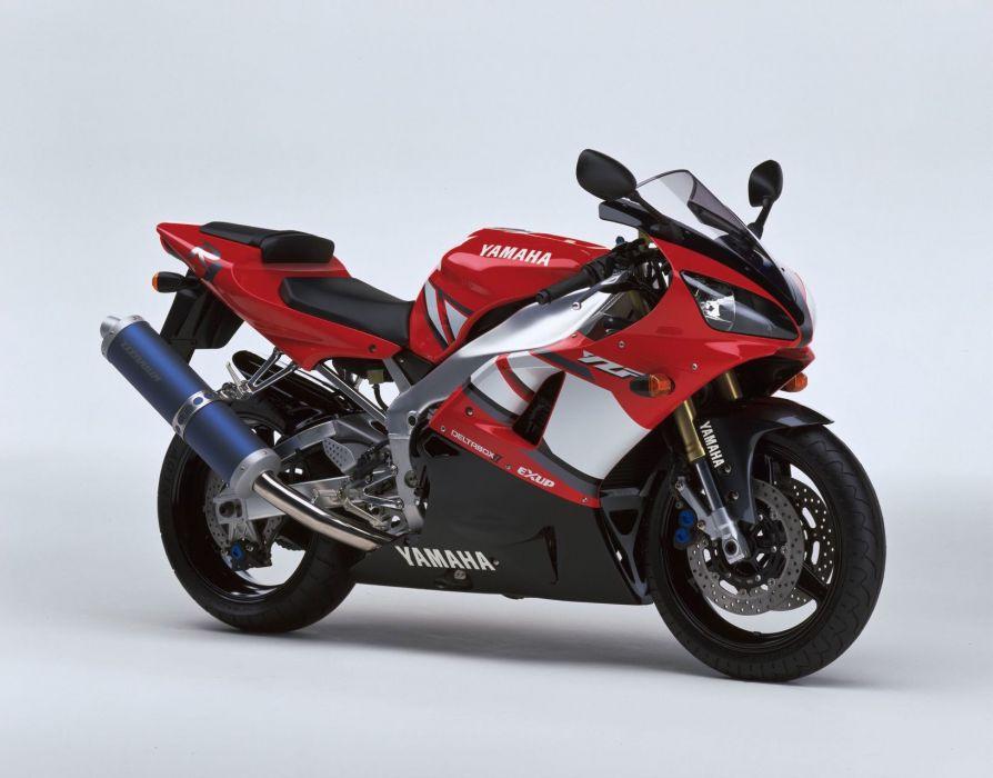 Yamaha YZF-R1 motorcycles 2001 wallpaper