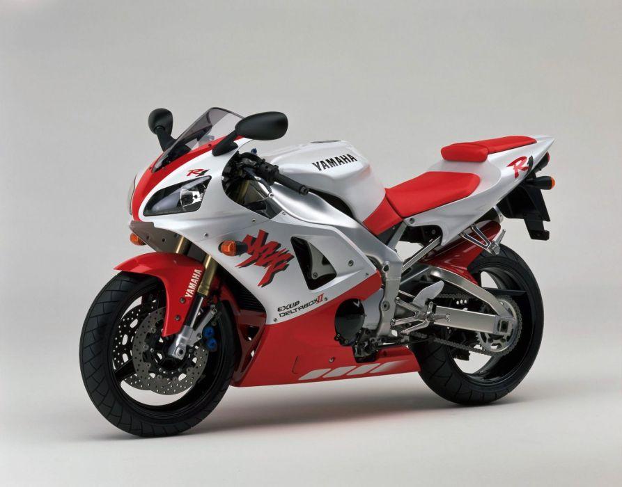 Yamaha YZF-R1 motorcycles 1998 wallpaper