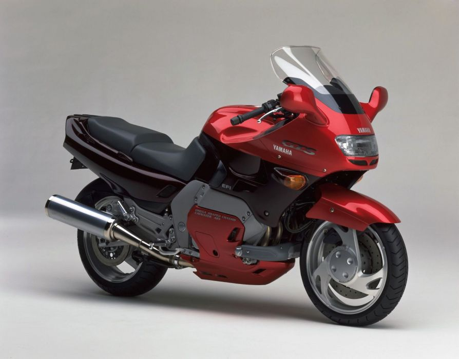 Yamaha GTS 1000A motorcycles 1998 wallpaper