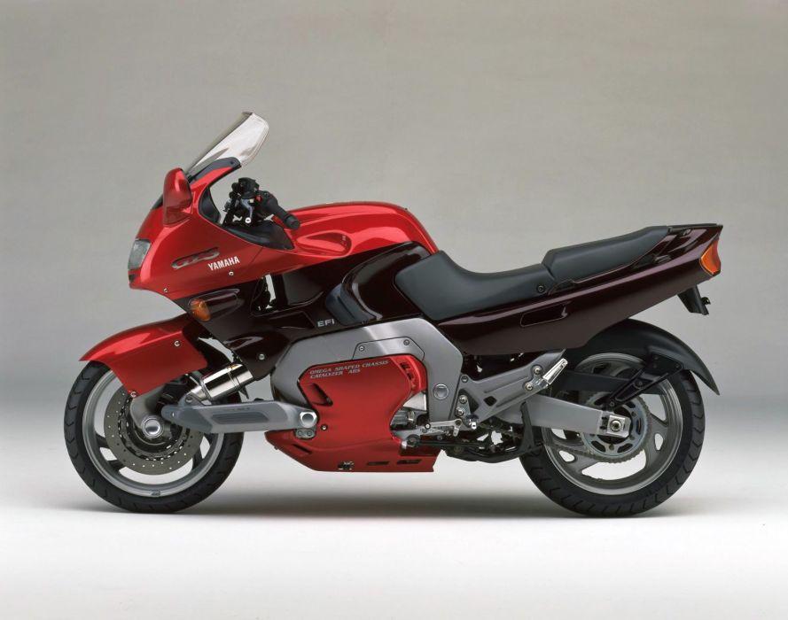 Yamaha GTS 1000A motorcycles 1998 wallpaper