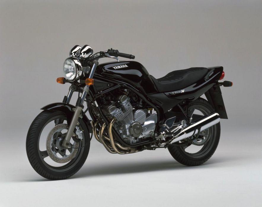 Yamaha XJ600N motorcycles 1997 wallpaper