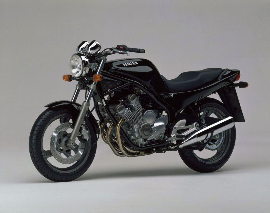 Yamaha XJ600N motorcycles 1995 wallpaper