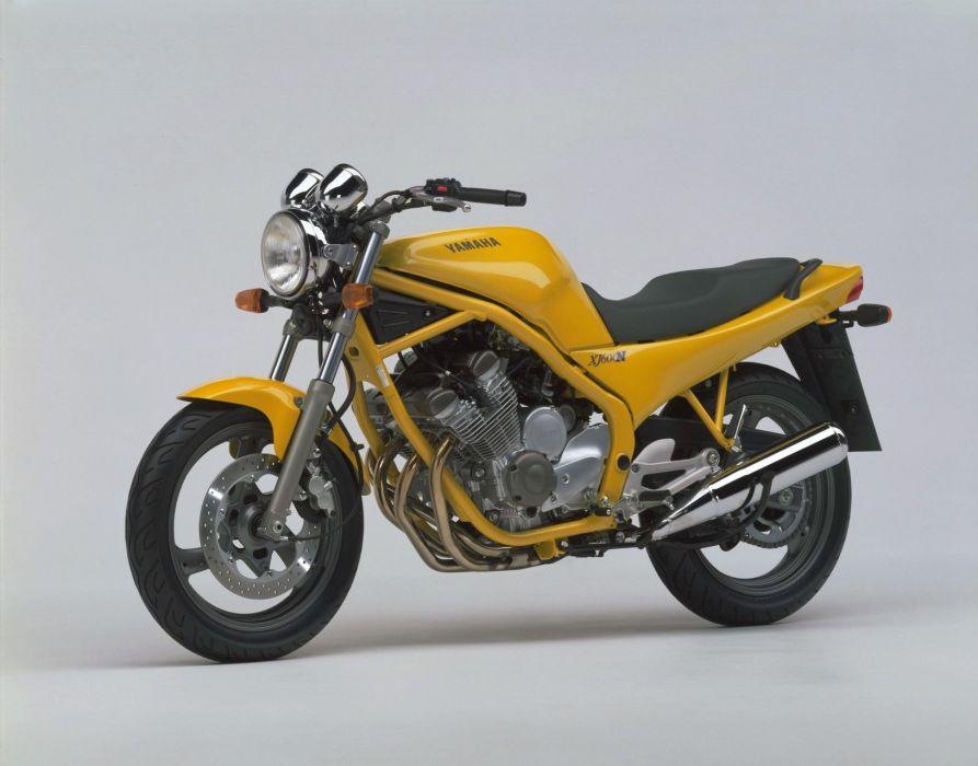 Yamaha XJ600N motorcycles 1994 wallpaper