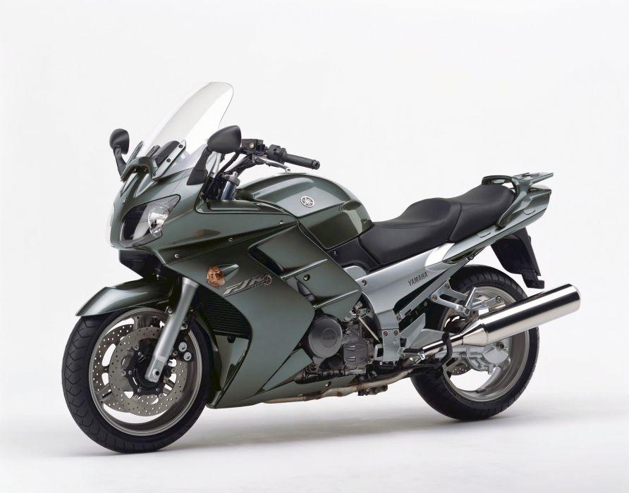 Yamaha FJR1300A motorcycles 2003 wallpaper