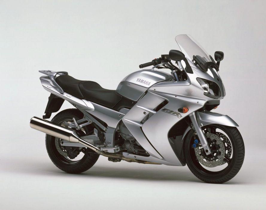 Yamaha FJR1300A motorcycles 2002 wallpaper