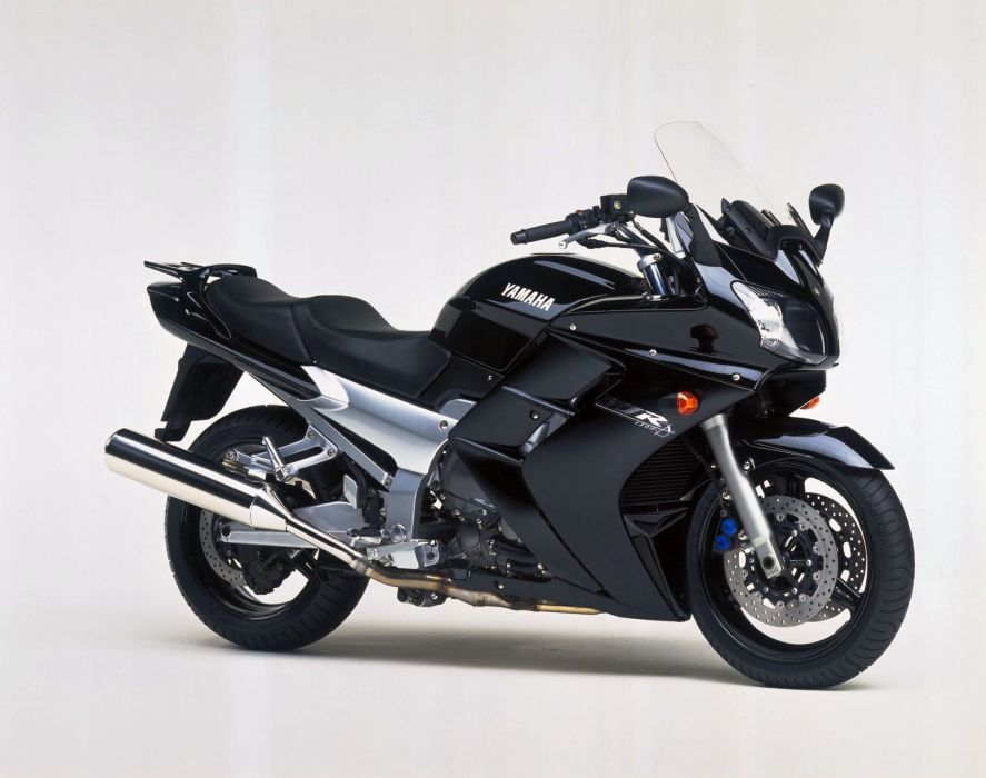 Yamaha FJR1300A motorcycles 2001 wallpaper
