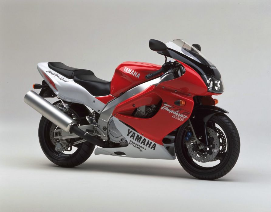 Yamaha YZF1000R Thunderace motorcycles 1996 wallpaper