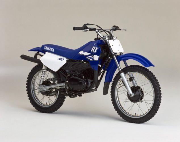 Yamaha RT100 motorcycles 1999 wallpaper