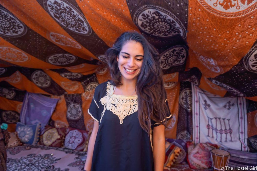mujer arabe mercado marruecos wallpaper