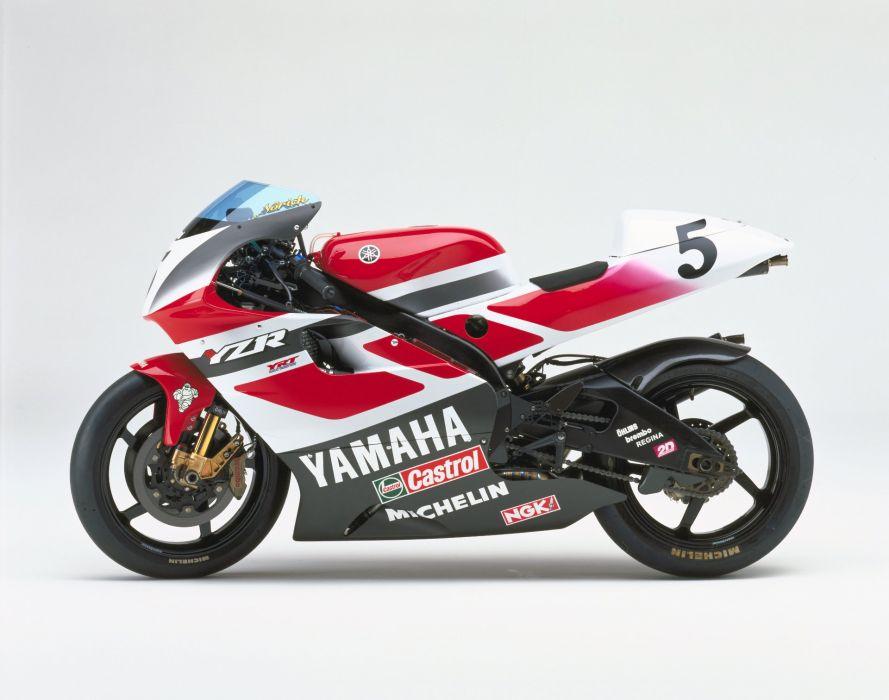 Yamaha YZR500 motorcycles 1998 wallpaper