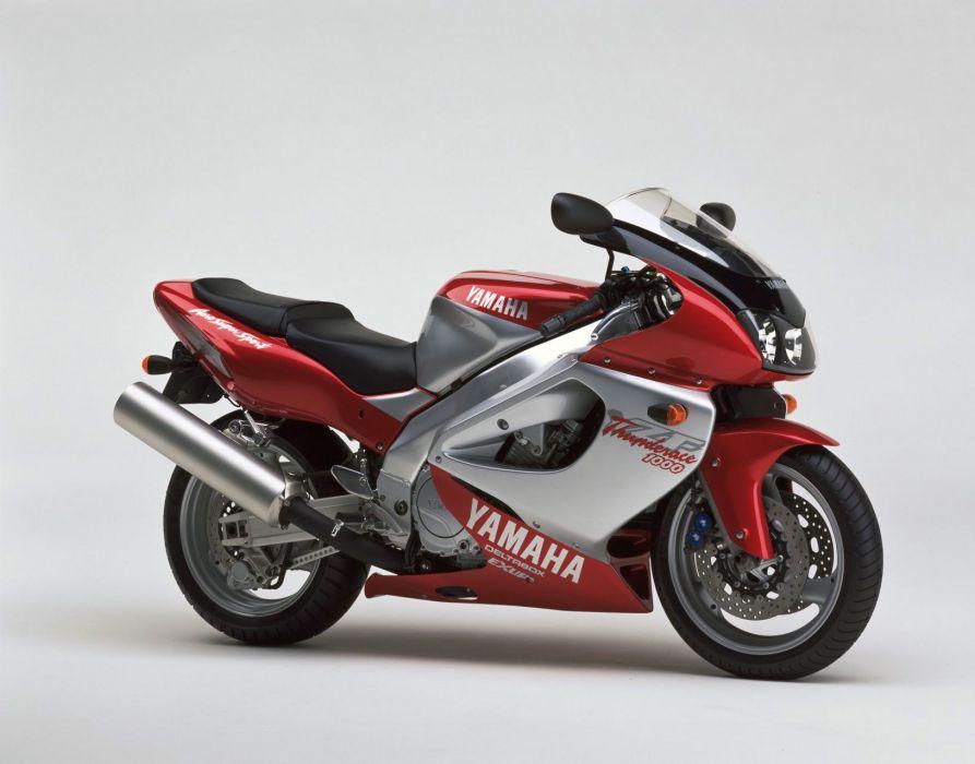 Yamaha YZF1000R Thunderace motorcycles 1998 wallpaper