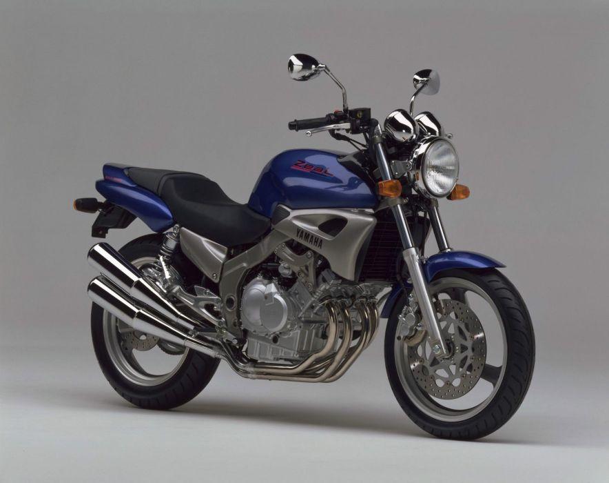 Yamaha FZX250 motorcycles 1992 wallpaper