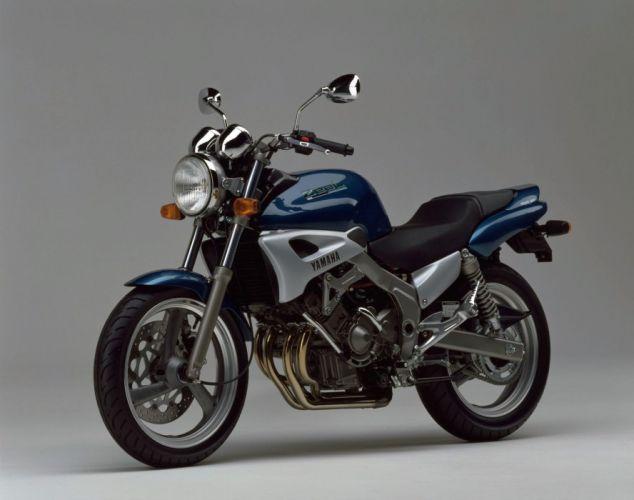 Yamaha FZX250 motorcycles 1991 wallpaper