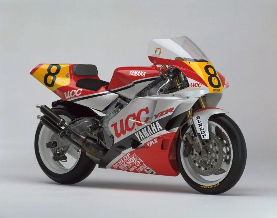Yamaha YZR500 motorcycles 1990 wallpaper