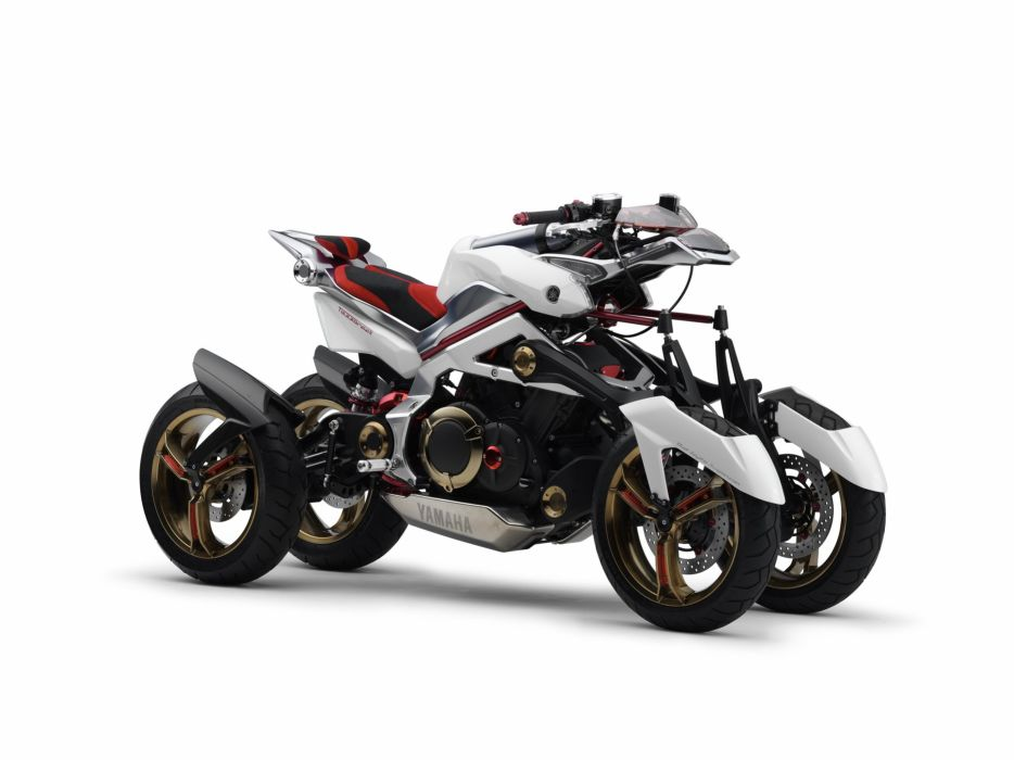 Yamaha Tesseract motorcycles 2007 wallpaper