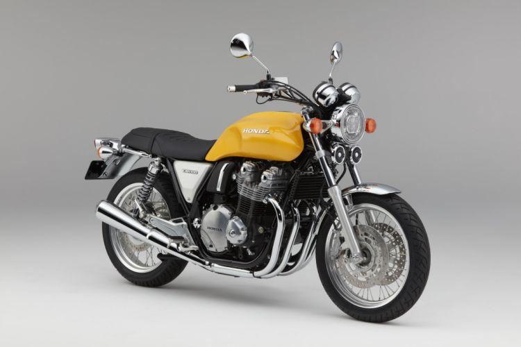 Honda CB1100 (EX) motorcycles 2016 wallpaper