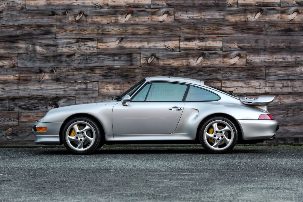 Porsche 911 Turbo (S) (3 6) Coupe (993) cars 1997 wallpaper