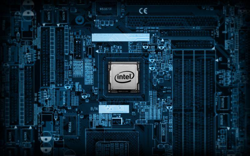 intel chip-wide wallpaper