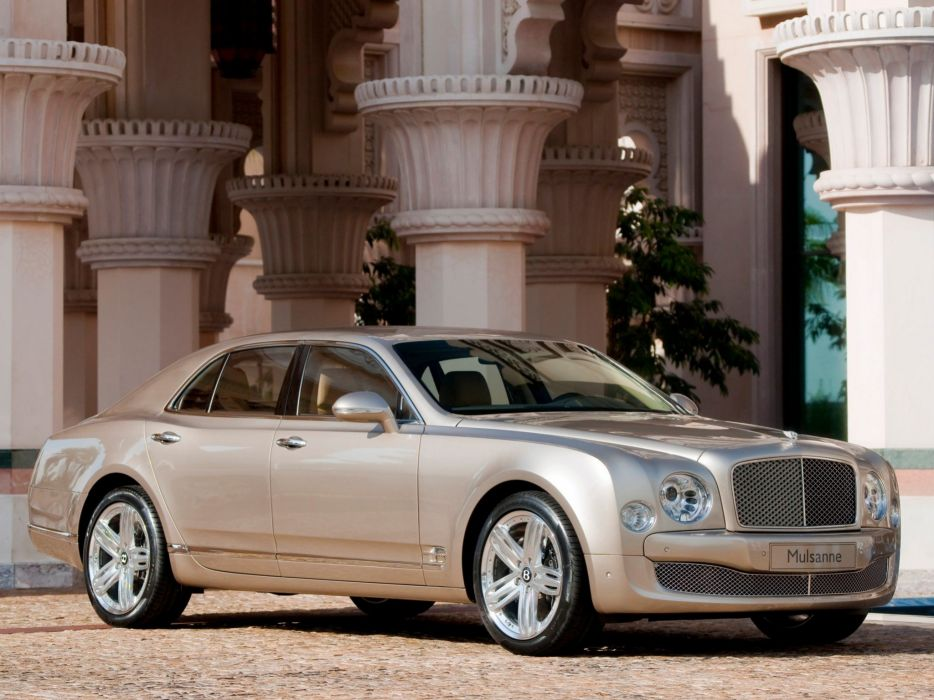 Bentley Mulsanne 2010 wallpaper
