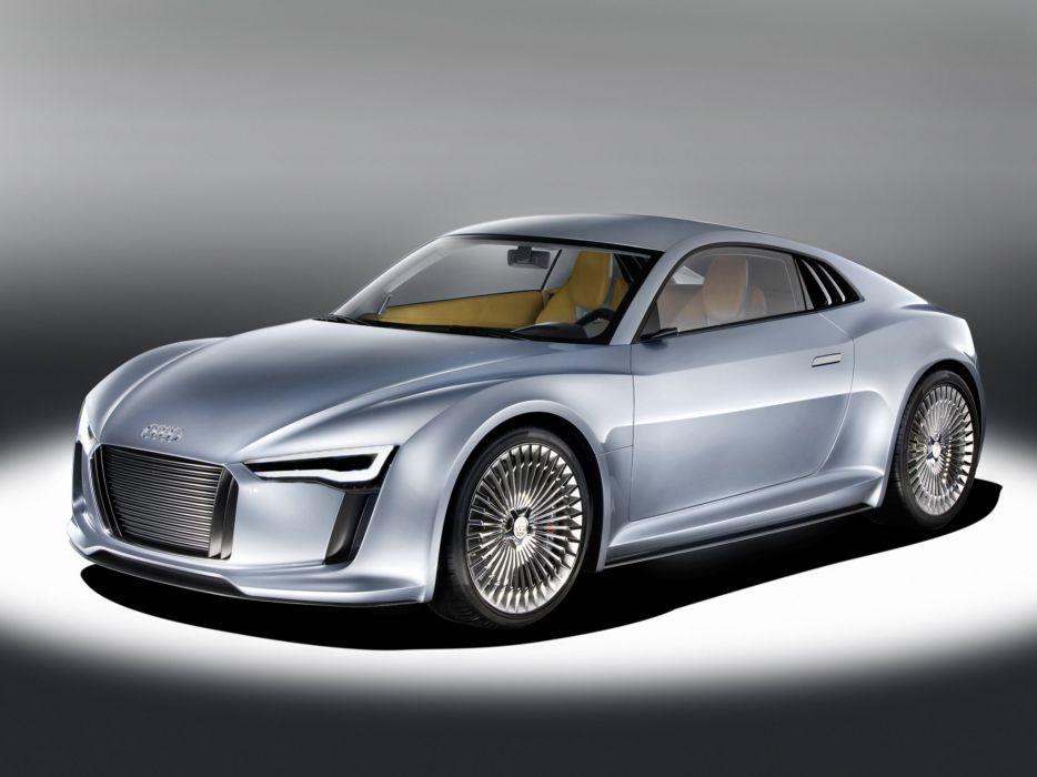 Audi e-Tron Detroit Showcar 2010 wallpaper