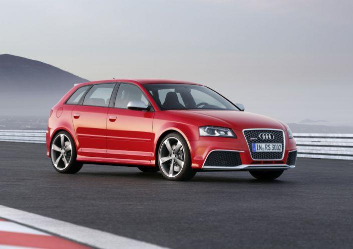 Audi RS3 Sportback 2011 wallpaper