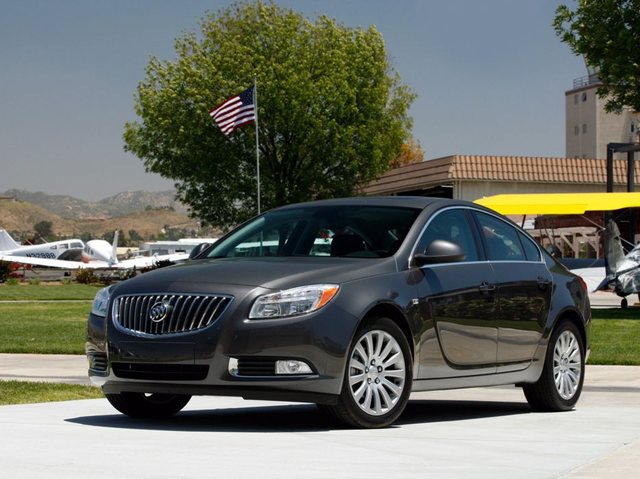 Buick Regal 2011 wallpaper