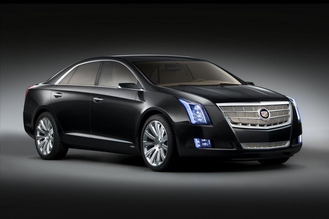 Cadillac XTS Platinum Concept 2010 wallpaper