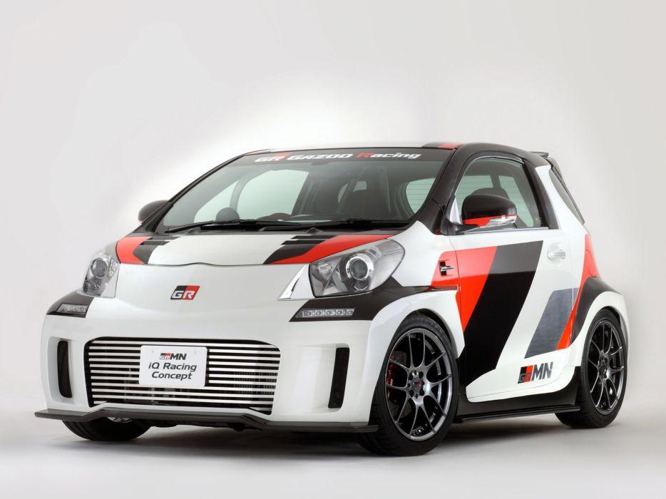 GRMN Toyota iQ Racing Concept 2011 wallpaper
