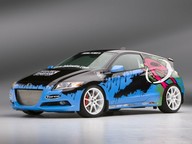Honda CR-Z Bisimoto Engineering 2010 wallpaper