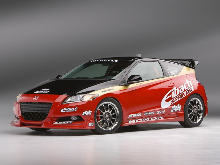 Honda CR-Z Eibach Springs 2010 wallpaper