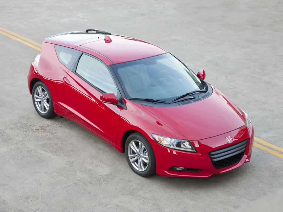 Honda CR-Z 2011 wallpaper
